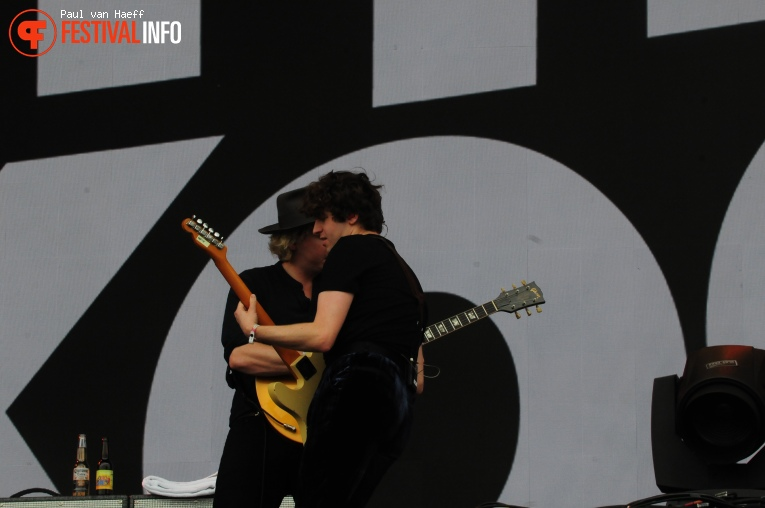 The Kooks op Pinkpop 2019 - Zondag foto