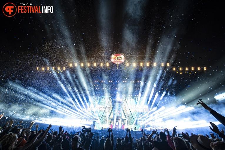 Armin van Buuren op Pinkpop 2019 - Zondag foto