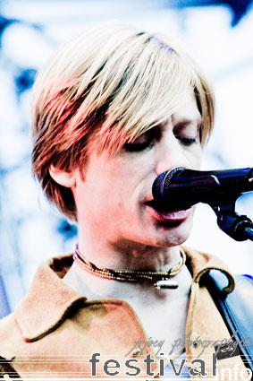 Kula Shaker op Bevrijdingspop Haarlem 2008 foto