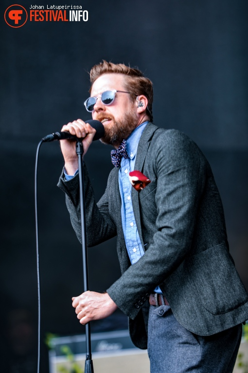 Foto Kaiser Chiefs op Pop on Top 2019