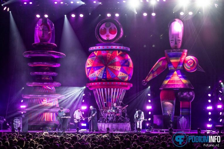 Foto The Smashing Pumpkins op The Smashing Pumpkins - 11/06 - AFAS Live