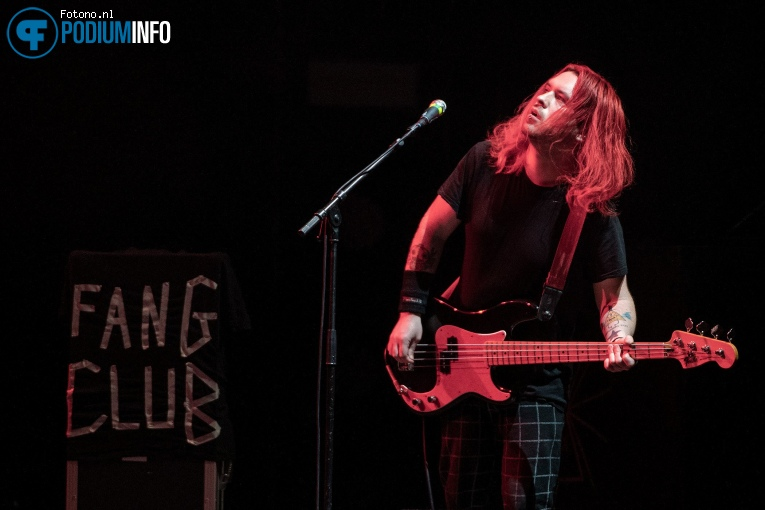 Foto Fangclub op The Smashing Pumpkins - 11/06 - AFAS Live
