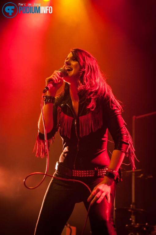 Foto The Dirty Denims op Whitesnake - 12/06 - 013