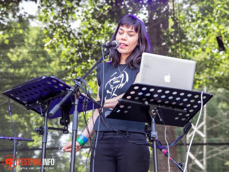 Arhai op Wave Gotik Treffen 2019 foto