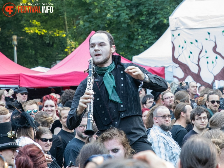 Coppelius op Wave Gotik Treffen 2019 foto
