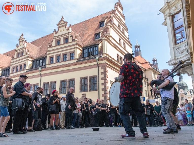 Tanzwut op Wave Gotik Treffen 2019 foto