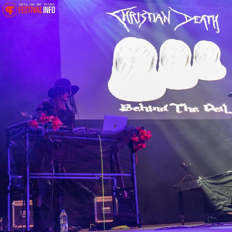 Foto Christian Death op Wave Gotik Treffen 2019
