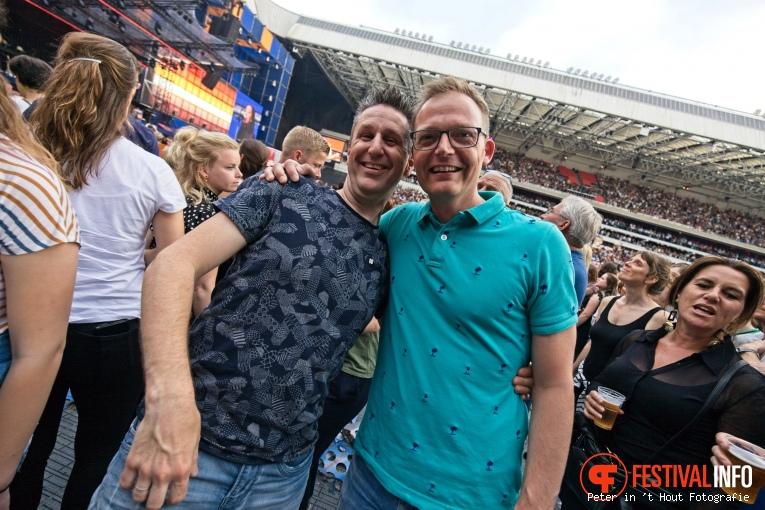 Guus Meeuwis Groots met een zachte G 2019 - 14/06 - Philips Stadion foto