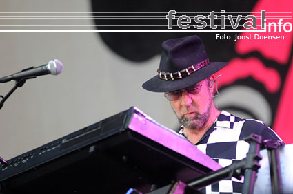 Foto Manfred Mann's Earth Band op Pinkpop Classic 2008