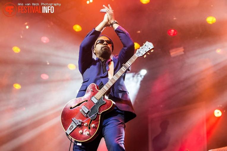 Delgres op Holland International Blues Festival 2019 foto