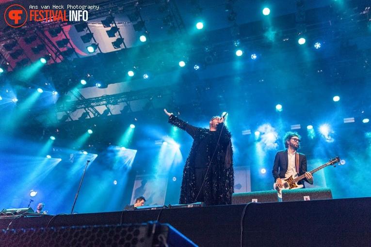 St. Paul & The Broken Bones op Holland International Blues Festival 2019 foto