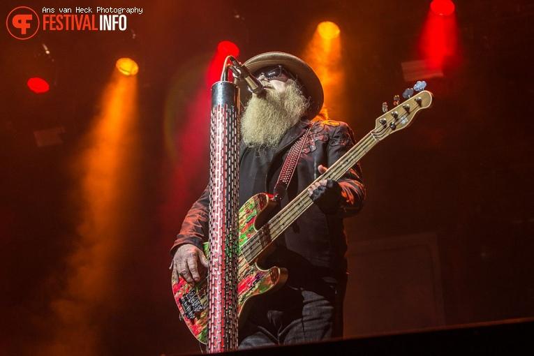 ZZ Top op Holland International Blues Festival 2019 foto