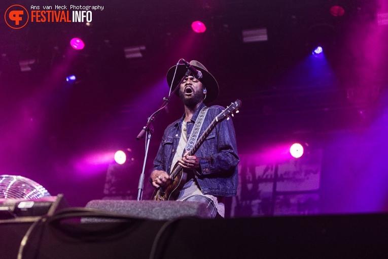 Gary Clark Jr. op Holland International Blues Festival 2019 foto