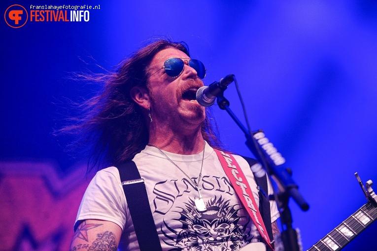 Foto Eagles of Death Metal op Graspop Metal Meeting 2019 - Vrijdag