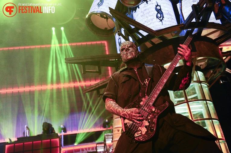 Foto Slipknot op Graspop Metal Meeting 2019 - Zaterdag