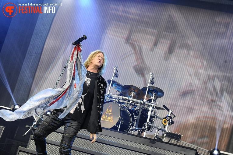 Def Leppard op Graspop Metal Meeting 2019 - Zondag foto