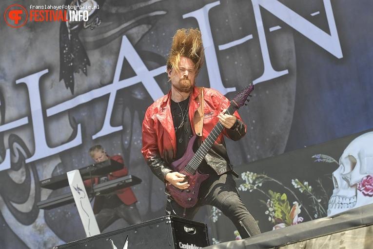 Delain op Graspop Metal Meeting 2019 - Zondag foto