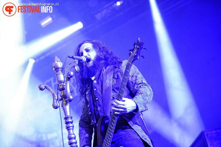Fleshgod Apocalypse op Graspop Metal Meeting 2019 - Zondag foto