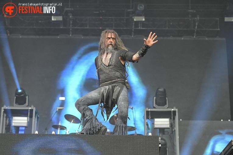 Rob Zombie op Graspop Metal Meeting 2019 - Zondag foto
