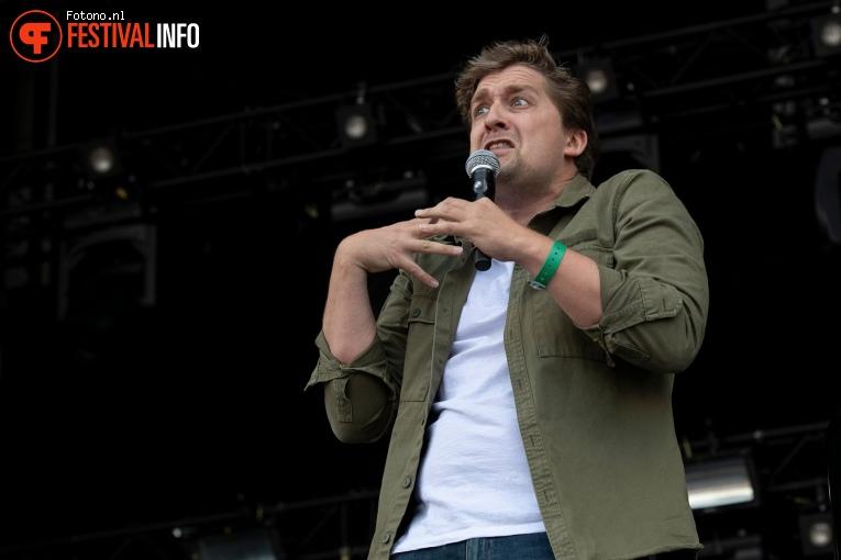 Alex Ploeg op Stadspark Live 2019 foto