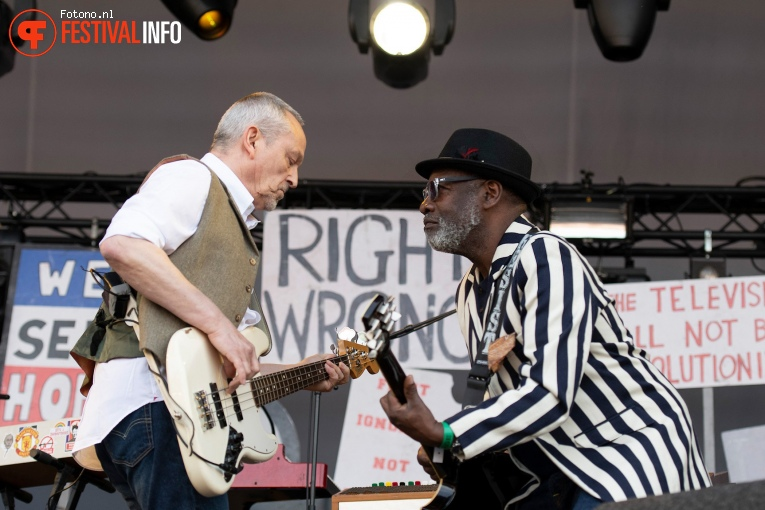 The Specials op Stadspark Live 2019 foto