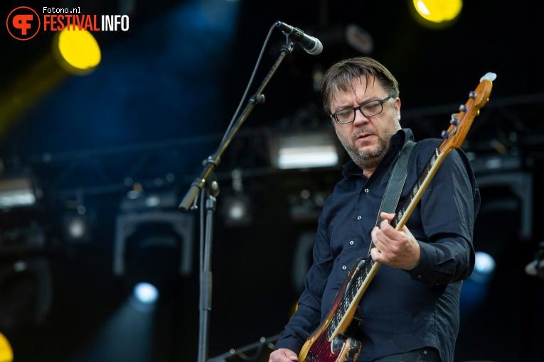 Daniel Lohues op Stadspark Live 2019 foto