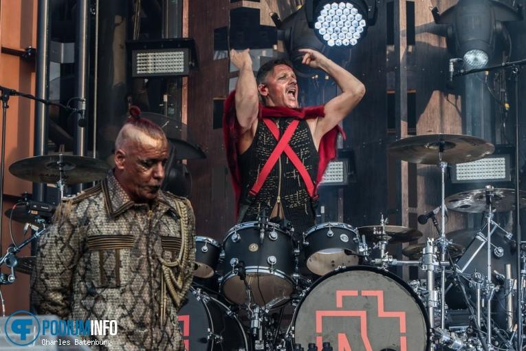 Rammstein op Rammstein - 25/06 - De Kuip foto