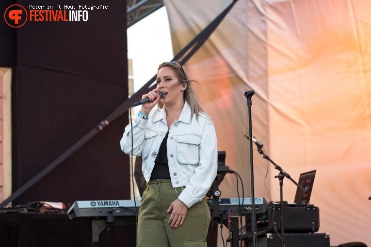 Foto Lisa Loïs op Concert at Sea 2019 Vrijdag
