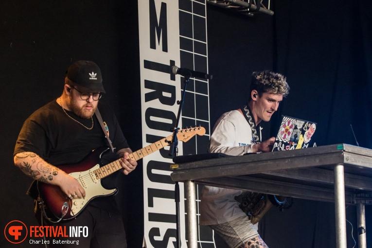 Griz op Metropolis Festival 2019 foto