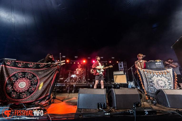 Foto YIN YIN op Metropolis Festival 2019