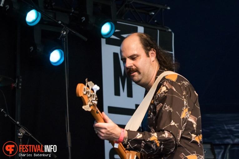Donny Benét op Metropolis Festival 2019 foto
