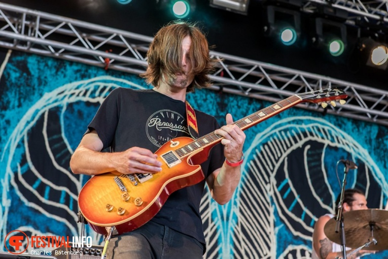 All Them Witches op Metropolis Festival 2019 foto