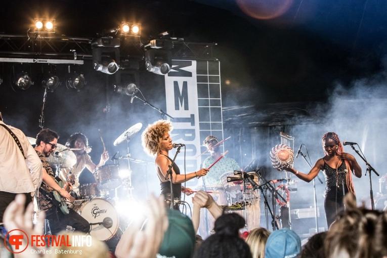 Underground System op Metropolis Festival 2019 foto