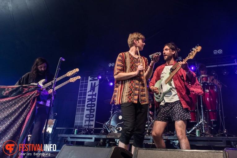 YIN YIN op Metropolis Festival 2019 foto