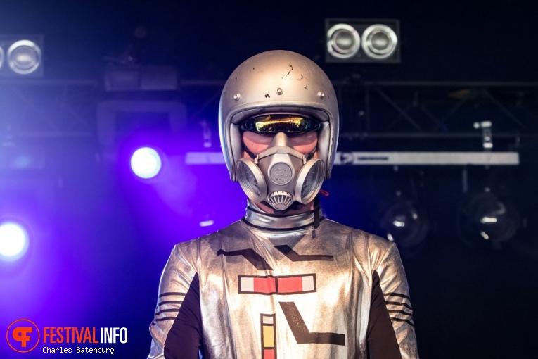Foto Les Robots op Metropolis Festival 2019