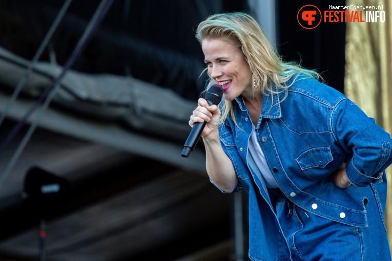 Ilse DeLange op Parkpop 2019 foto