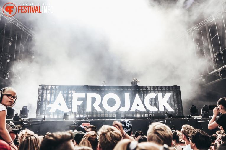 Afrojack op Parkcity Live 2019 foto