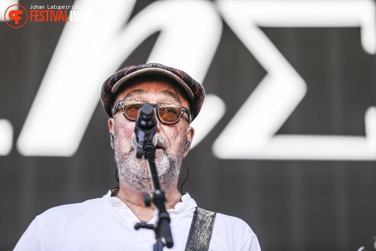 Fischer-Z op Parkcity Live 2019 foto