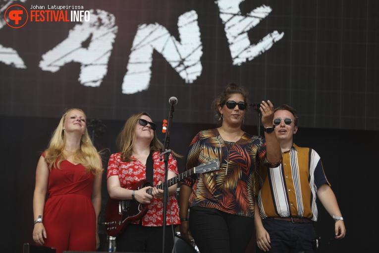 Loxley Lane op Parkcity Live 2019 foto