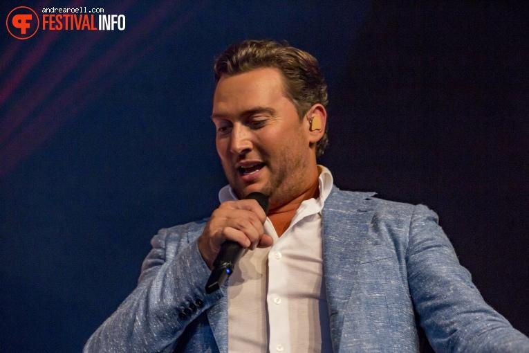 Foto Tino Martin op Gelderpop 2019