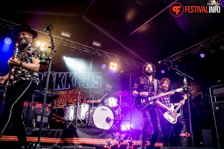 Bökkers op Fields of Joy Festival 2019 foto