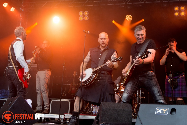 Foto Scrum op Fields of Joy Festival 2019