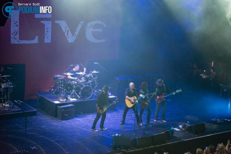 Foto Live op Live - 09/07 - TivoliVredenburg