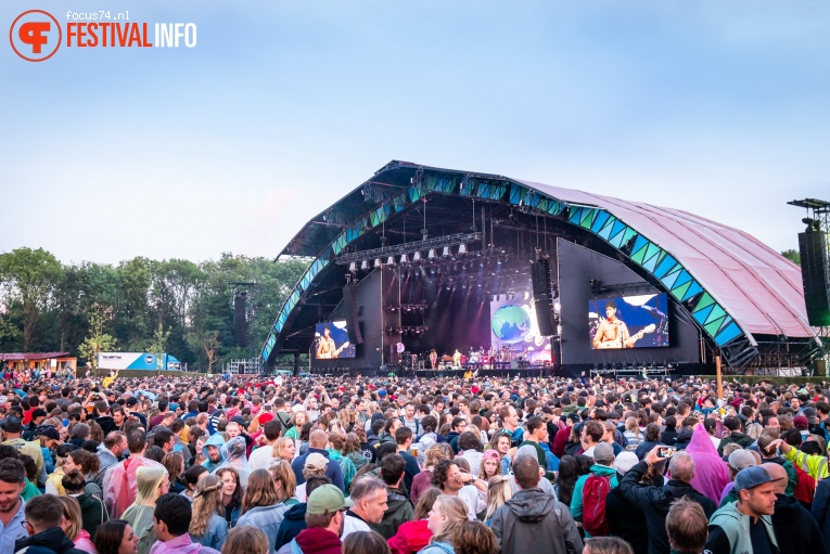 Vampire Weekend op Down the Rabbit Hole 2019 - zaterdag foto
