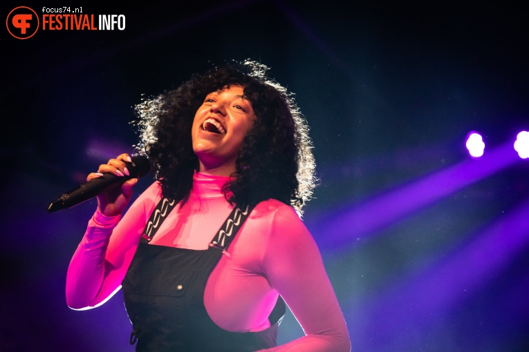 Mahalia op Down the Rabbit Hole 2019 - zaterdag foto