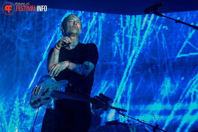 Thom Yorke op Down the Rabbit Hole 2019 - zaterdag foto