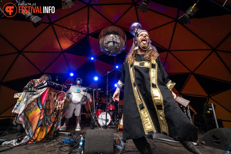 Henge op Down the Rabbit Hole 2019 - zaterdag foto