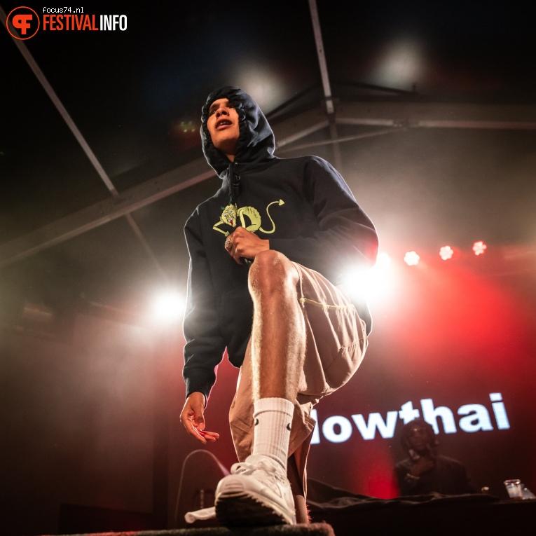 slowthai op Down the Rabbit Hole 2019 - zaterdag foto