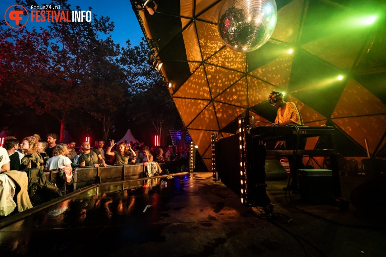 Kampire op Down the Rabbit Hole 2019 - zaterdag foto