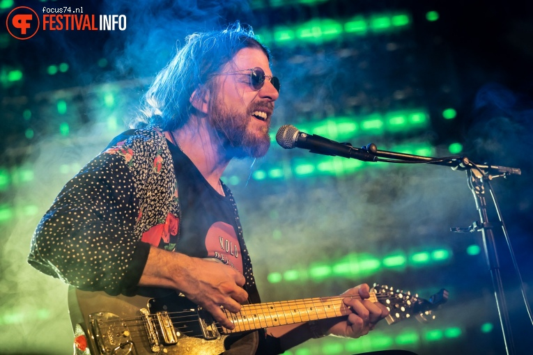 Jonathan Wilson op Down the Rabbit Hole 2019 - zaterdag foto
